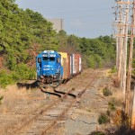In Lakehurst, NJ, rails are quiet for first time in 149 years