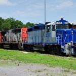 Shortlines always provide interesting locomotives