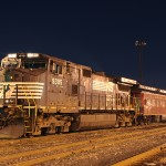 Modern science: Norfolk Southern research car gathers data