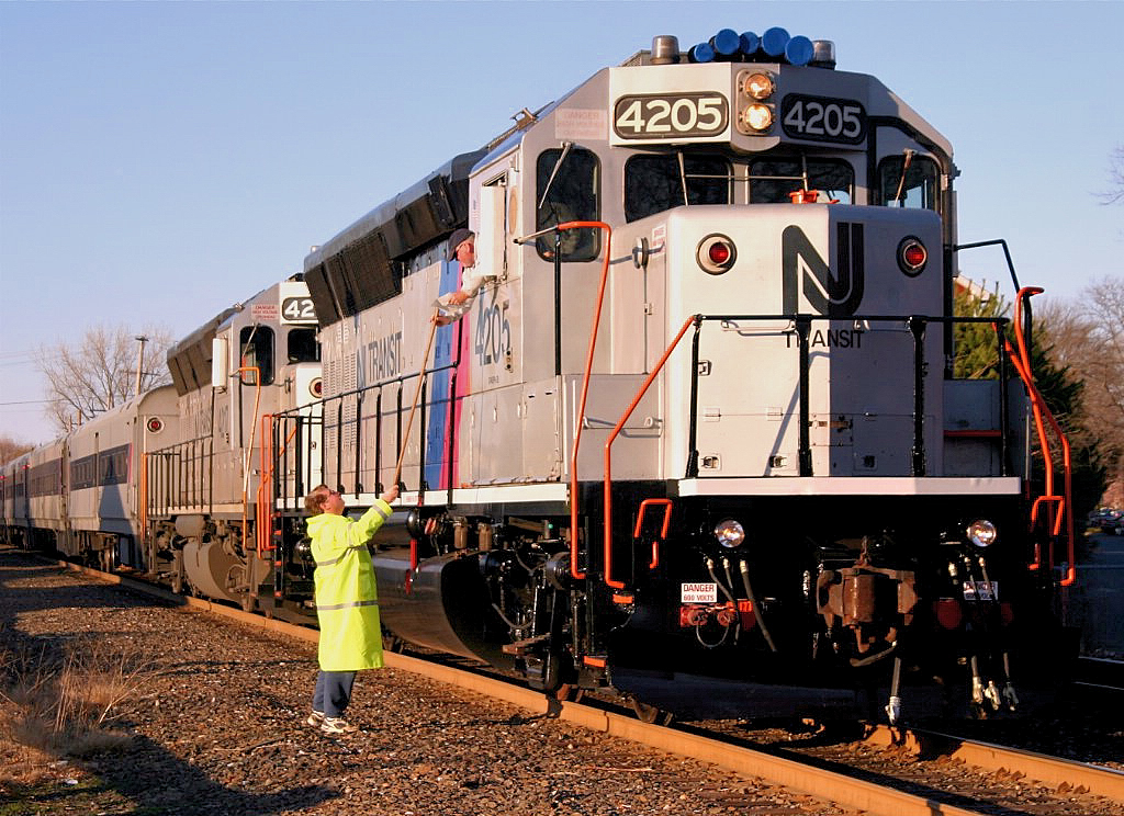 New Jersey Transit Order Up
